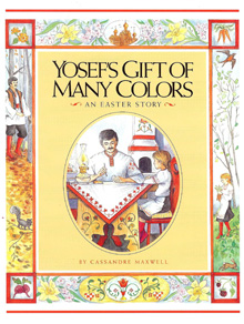 Yosef's Gift of Many Colors